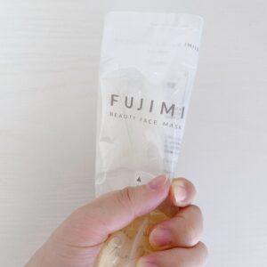 FUJIMI「フェイスマスク」の使い方
